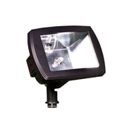Dabmar Lighting 1-Light Flood Light; Black