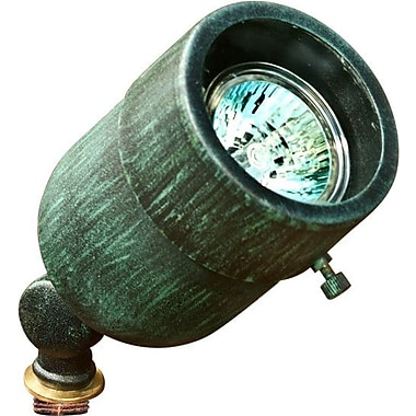 Dabmar Lighting 1 Light Spot Light; Acid Green