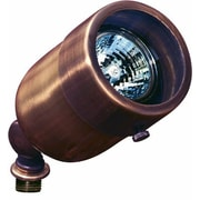 Dabmar Lighting 1-Light Spot Light; Antique Bronze