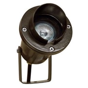 Dabmar Lighting 1 Light Spot Light; Bronze