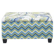 Jennifer Taylor Shoe Upholstered Storage Bench