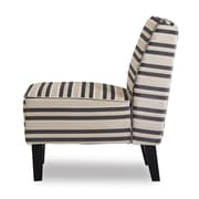Gold Sparrow Plano Slipper Chair