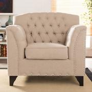 Wholesale Interiors Baxton Studio Mckenzie Arm Chair
