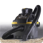 WORKSHOP 4 Gallon 3.5 Peak HP Portable Wet/Dry Vacuum