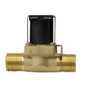 Steam Spa Royal 10.5 kW QuickStart Steam Bath Generator Package w/Built-in Auto Drain; Polished Gold