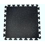 Mats Inc. Iflex Recycled Rubber Interlocking Tiles (Set of 6) (Set of 6)
