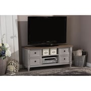 Wholesale Interiors Edouard Two-tone TV Cabinet