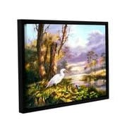 ArtWall 'Florida' by Rudi Reichardt Framed Photographic Print; 18'' H x 24'' W x 2'' D
