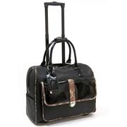 "Cabrelli & Co. Pamela Pocket 15"" Rolling Laptop Bags"