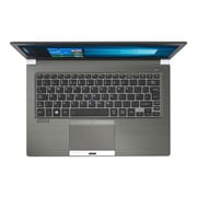 "Toshiba Portege Z30-C1310 13.3"" Ultrabook, HD TFT, Intel Core i5, 128GB SSD, 8GB RAM, Windows 7 Pro, Cosmo Silver"