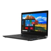 "Toshiba Tecra A40-C1440 PS463U-01L00L 14"" Notebook, 14"" HD Display, Intel Core i5 6200U, 500GB HDD, 8GB RAM, Windows, Black"