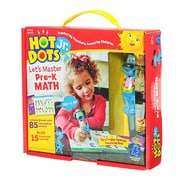 Educational Insights Hot Dots Jr Let'S Master Pre-K Math