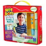 Educational Insights Hot Dots Jr Let'S Master Grade 2 Math