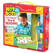 Educational Insights Hot Dots Jr Let'S Master Pre-K Reading