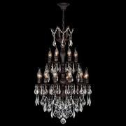 Worldwide Lighting Versailles 18 Light Crystal Chandelier