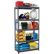 Sandusky Boltless Rivet Shelving 72'' H Five Shelf Shelving Unit