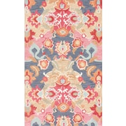 nuLOOM Pop Nina Red & Blue Area Rug; 3' x 5'
