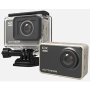 ActiveOn ActiveOn-CX GOLD 1080P Action Camera (4360200)