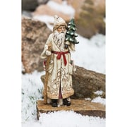 Evergreen Flag & Garden Old World Santa Christmas Decoration