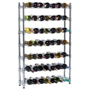 Oenophilia Epicurean 7 Bottle Wine Rack