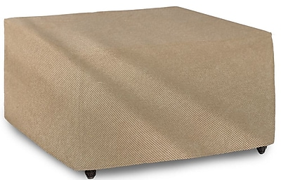 BudgeIndustries English Garden Square Patio Table Cover; 58'' W x 58'' D
