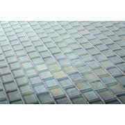 Kellani The Studio 11.13'' x 11.13'' Glass Mosaic Tile in Raindrop