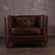 PoliVaz Chesterfield Arm Chair