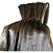 Plutus Brands Fancy Mink Handmade Throw; King