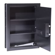 HomCom HomCom Dual-Lock Security Safe; Black
