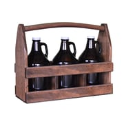2 Day 3 Growler Beer Caddy