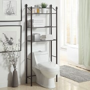 OIA Belgium 24.6'' x 64.9'' Free Standing Over the Toliet