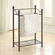OIA Belgium Free Standing Towel Rack