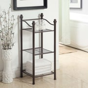 OIA Belgium 30'' W x 13'' H Bathroom Shelf