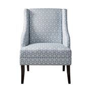 Madison Park Riley Swoop Arm Chair