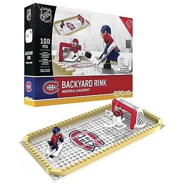 NHL OYO Backyard Rink, Montreal Canadiens