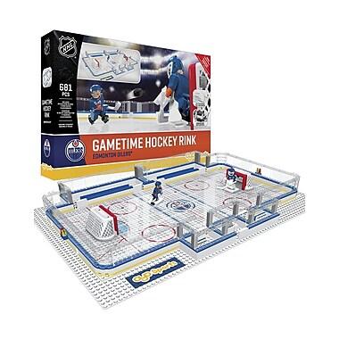 NHL OYO Gametime Rink, Edmonton Oilers