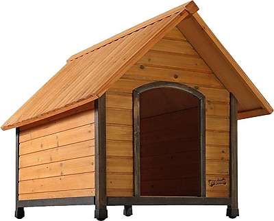 Pet Squeak Arf Frame Dog House; Large