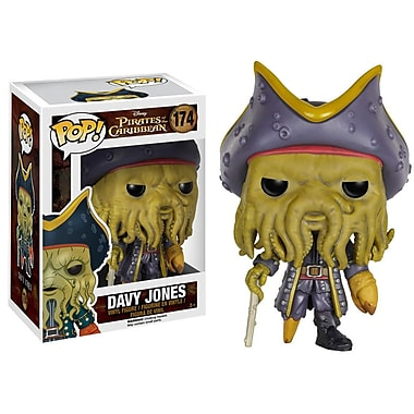 POP! Disney Vinyl Figure: Pirates, Davy Jones