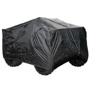 """Discount Ramps (ATVC-DLXT-BK-A) ,Extreme Protection Black Waterproof ATV Cover 75"""" x 45"""" x 35"""""""