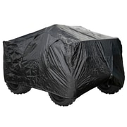 """Discount Ramps (ATVC-DLXT-BK-B) ,Extreme Protection Black Waterproof ATV Cover 85"""" x 48"""" x 40"""""""