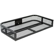 Discount Ramps (ATVRB-3922) ,ATV Rear Rack-Mounted Steel Mesh Surface Cargo Storage Basket