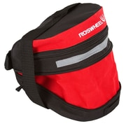 Roswheel (BB-13014) ,Red Bicycle Saddle Seat Storage Bag