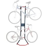 Discount Ramps (BR-STD) ,2-Bicycle Garage Wall Bike Storage Stand & Vertical Rack
