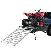 "Discount Ramps (IBF-7148) ,71"" x 48"" Aluminum Bi-Fold Truck or Trailer ATV Loading Ramp"