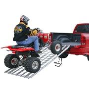 "Discount Ramps (IBF-9444) ,94"" Strong Aluminum Bi-Fold ATV Loading Ramp"