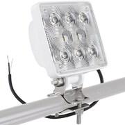 Harbor Mate (LED-BT-LIGHT) ,Bright White Clamp-on Marine LED Boat Spreader Light