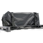 "Summit (RBG-06) ,43"" Large Waterproof Flexible Vehicle Cargo Rack Storage Bag"