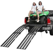 "Black Widow (BW-10817-HD-2) ,108"" Black Widow Extra Wide Off-Road ATV Loading Ramps"