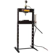 Black Widow (BD-PRESS-20A) ,20 Ton Air-Operated Mechanic Repair Shop Press with Pressure Gauge