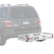 """Summit (HCCA-2249) ,48"""" Aluminum Hitch Cargo Carrier with 5/8"""" Hitch Pin"""